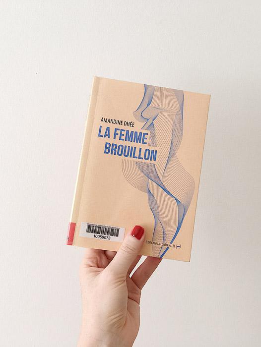 La Femme brouillon